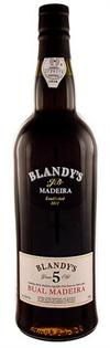 Blandy's Madeira Bual 5 Year 750ml